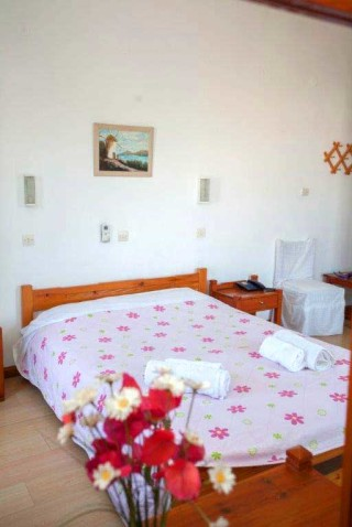accommodation villa zacharo bed