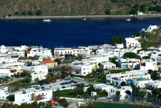 location villa zacharo patmos