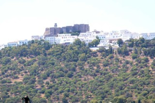 location villa zacharo patmos castle