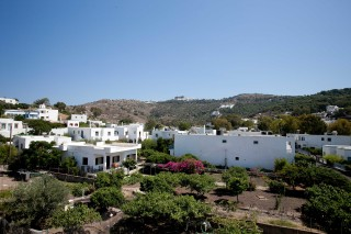 location villa zacharo skala in patmos