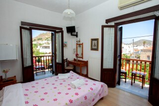 accommodation-villa-zacharo-bedroom
